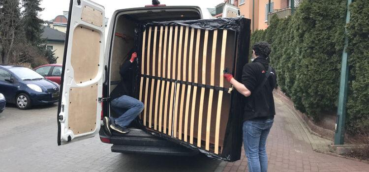 mazowieckie taxi bagażowe