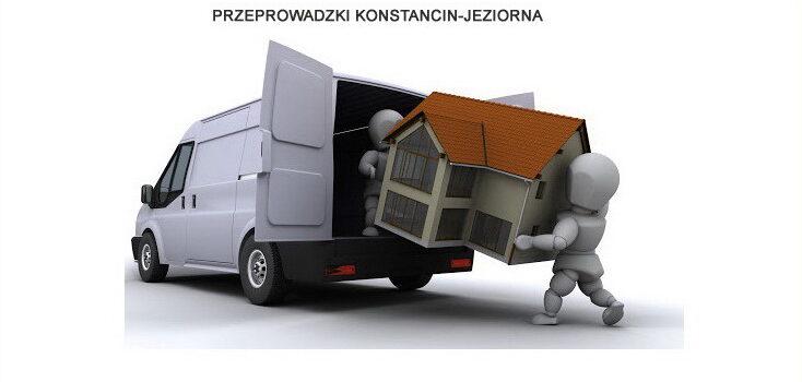 przeprowadzki w centralnej Polsce
