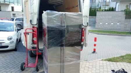 transportowe taxi bagażowe