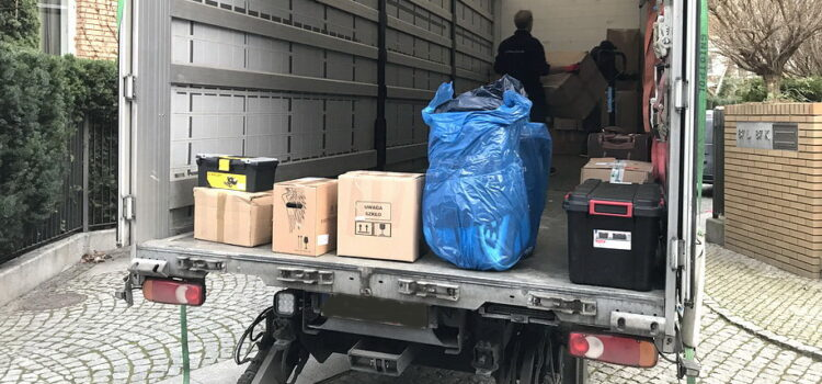 transport towarów dla firm i osób prywatnych